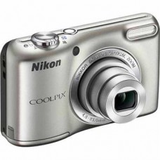 Nikon Silver COOLPIX L27 16.1 MP 5x Optical Zoom Digital Camera (Refurbished)